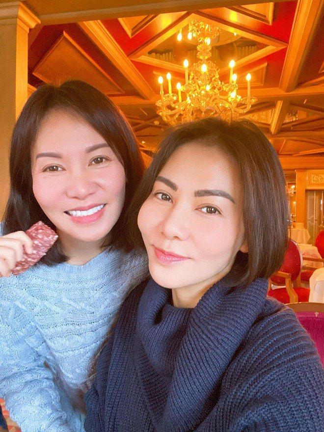 Thu Minh kể chuyện cháy nhà, chị gái không xả thân cứu thì chỉ có chết-1