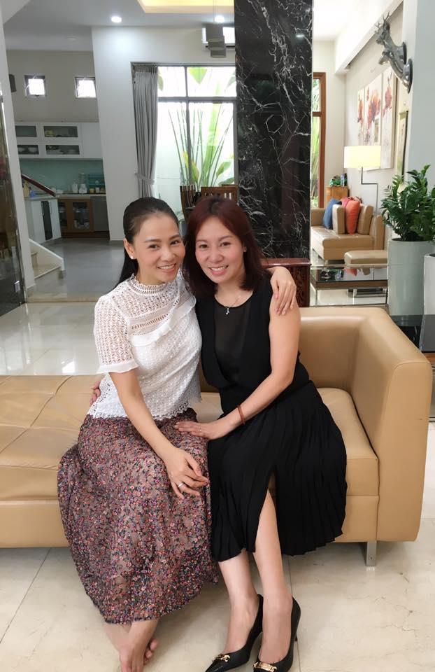 Thu Minh kể chuyện cháy nhà, chị gái không xả thân cứu thì chỉ có chết-4