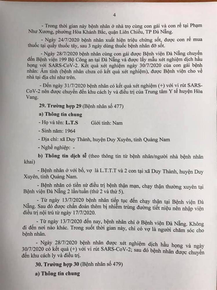 1 bệnh nhân COVID-19 tại Đà Nẵng không hợp tác khai báo-4