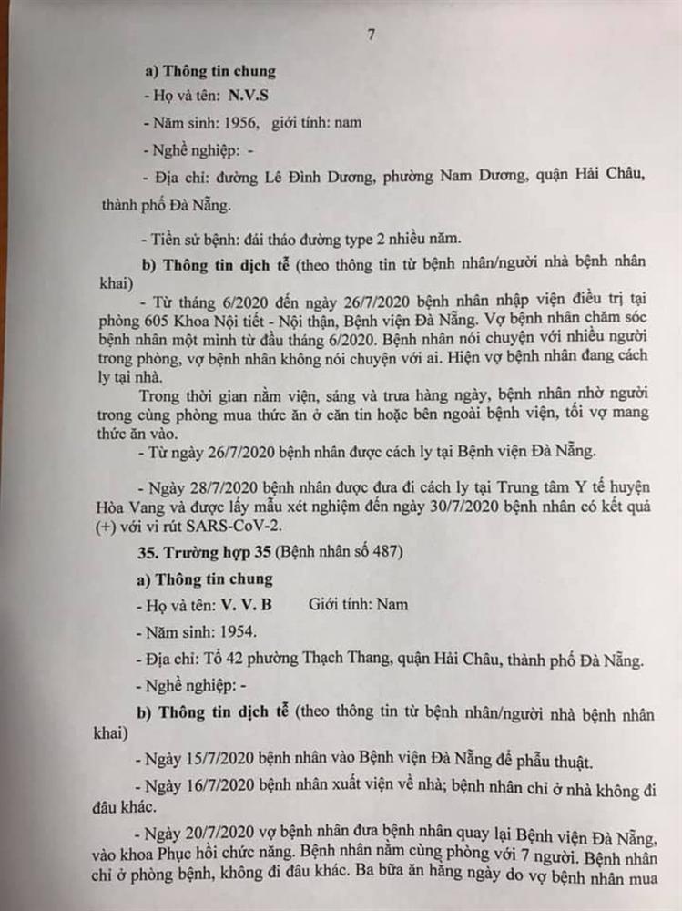 1 bệnh nhân COVID-19 tại Đà Nẵng không hợp tác khai báo-7