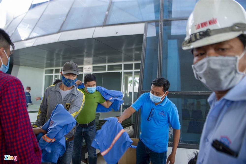 96 giờ thi công bệnh viện dã chiến 2.000 giường ở Đà Nẵng-4