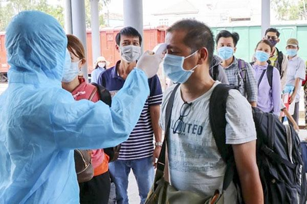 Lịch trình 22 ca Covid-19 ở Đà Nẵng: Nhiều người tới trường mầm non, siêu thị, chợ, quán ăn...-1