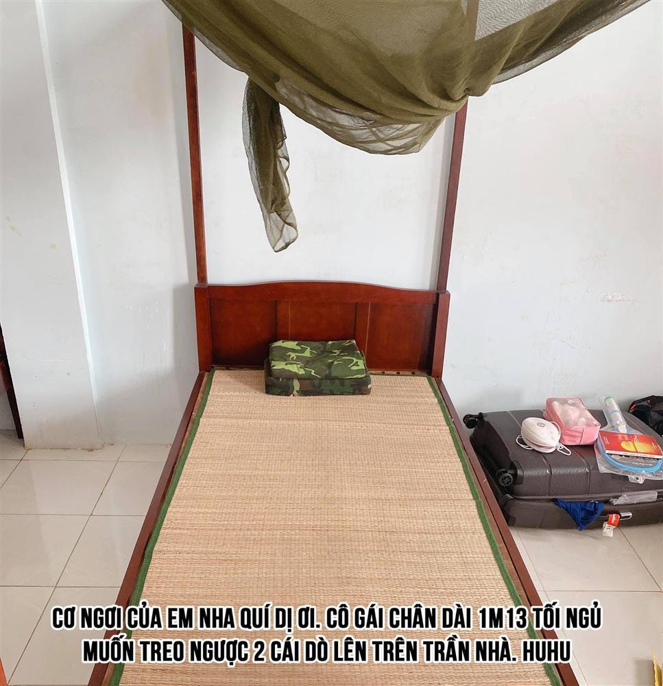 Nỗi khổ của Minh Tú ở nơi cách ly tập trung-11