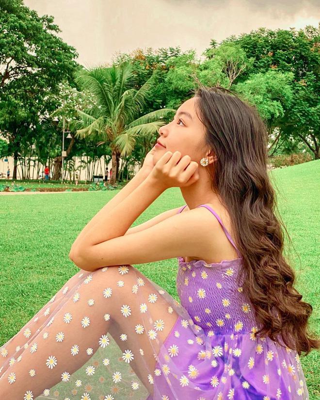 Con gái Quyền Linh khoe đẳng cấp mỹ nhân, ảnh chụp vu vơ cũng đẹp thần sầu-3