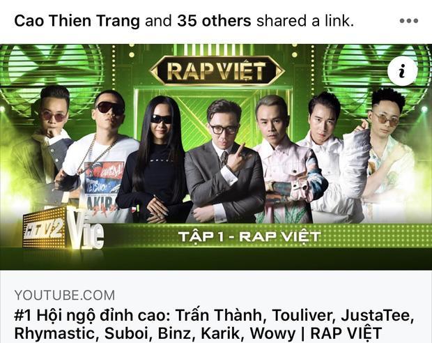 Hai TV Show về Rap quyết lên sóng đối đầu trong một đêm: Rap Việt vượt King Of Rap về hiệu ứng lan tỏa!-3