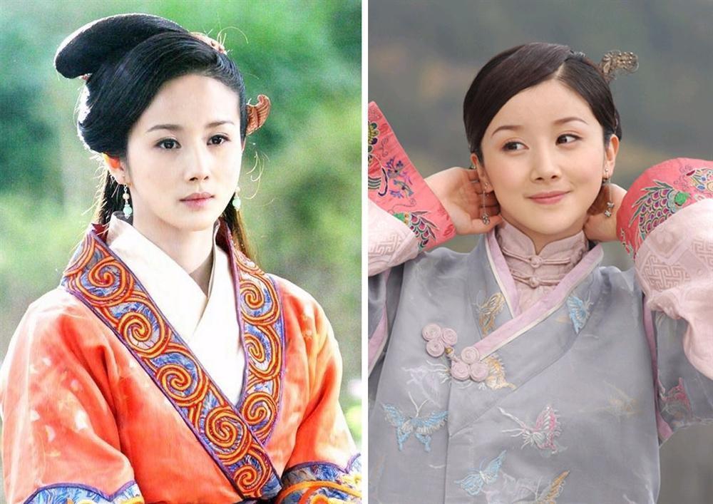 Sự nghiệp lao dốc vì scandal váy áo của Mỹ nhân cổ trang Trung Quốc-1