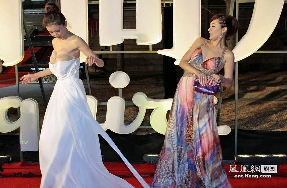 Sự nghiệp lao dốc vì scandal váy áo của Mỹ nhân cổ trang Trung Quốc-5