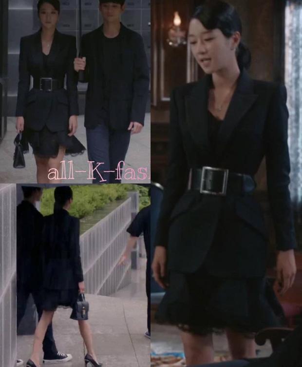 Cùng mình hạc xương mai nhưng Yoona cũng phải mất điện trước vòng eo nhỏ siêu tưởng của Seo Ye Ji-3