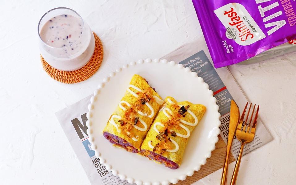 Muốn giảm được cân lại ngon miệng và còn chụp được ảnh để sống ảo thì món bánh này là lựa chọn hoàn hảo-4