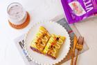 Muốn giảm được cân lại ngon miệng và còn chụp được ảnh để 'sống ảo' thì món bánh này là lựa chọn hoàn hảo