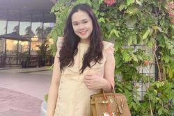 Vợ Đỗ Duy Mạnh gây chú ý khoe thân hình 'cục bột nở' khi mang thai