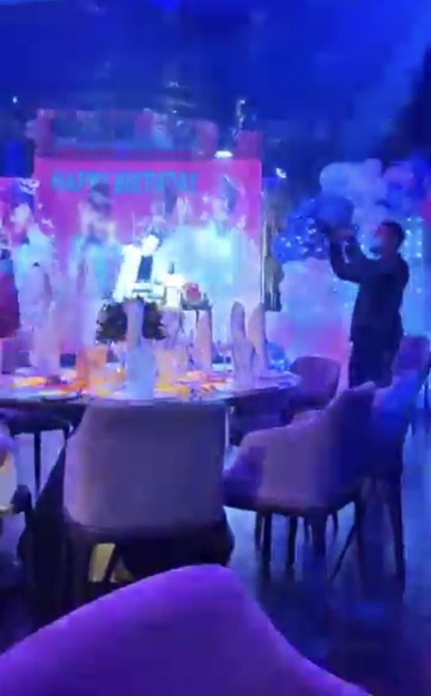 Chi 750 triệu làm sinh nhật mùa dịch, hot tiktok Sài thành đắng lòng vì tiệc vắng ngắt-4