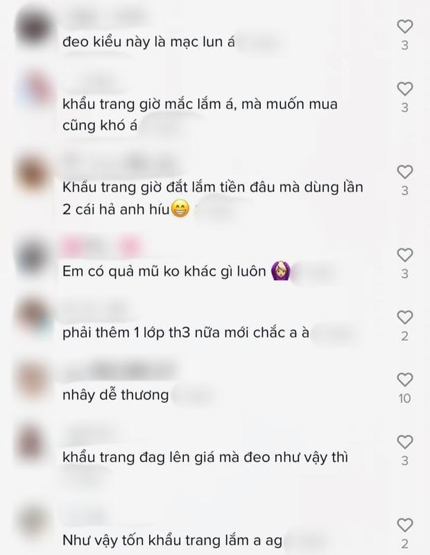 Hồ Quang Hiếu bị mắng vì hướng dẫn đeo khẩu trang mùa dịch đã lãng phí lại sai cách-3