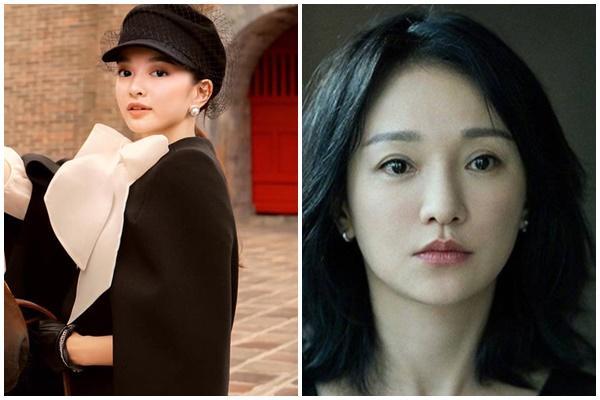 Kaity Nguyễn đẹp như phiên bản thời trẻ của Châu Tấn-5