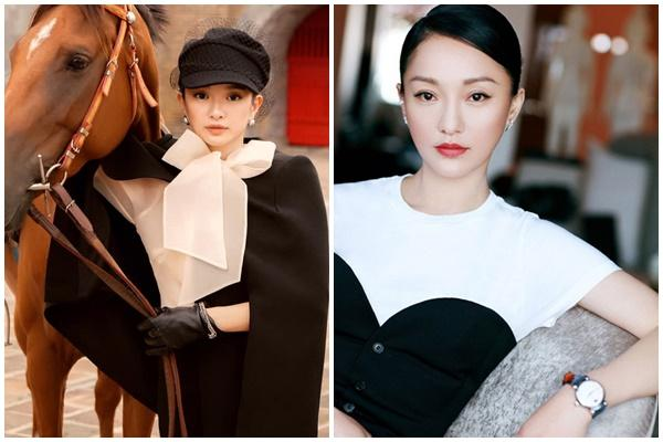 Kaity Nguyễn đẹp như phiên bản thời trẻ của Châu Tấn-4