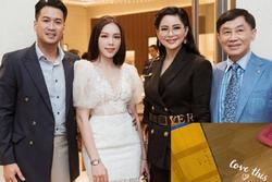 Số hưởng như hot girl Linh Rin: Liên tục được nhận quà từ 'bố chồng' tỷ phú