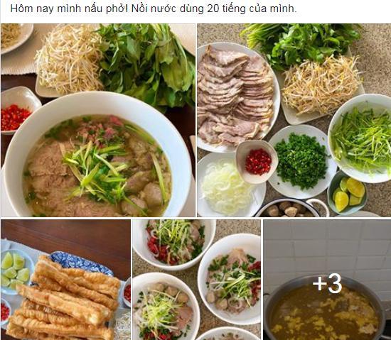 Tăng Thanh Hà miệt mài 20 tiếng nấu phở được khen nức nở, ngon hơn ăn hàng-1