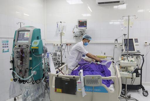 Đang có 13 bệnh nhân Covid-19 diễn biến nặng và nguy kịch-1