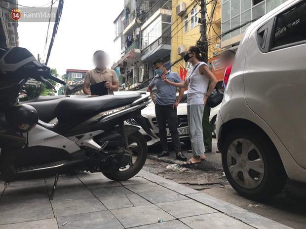 Lưu Đê Ly và antifan ẩu đả, giật tóc trên phố Hàng Buồm: Công an vào cuộc, nhân chứng tường trình-4