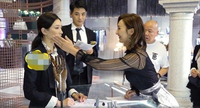Chuyện lạ đời: Mỹ nhân TVB bị ném đá vì lên ngôi chính thất và đi dạy dỗ tiểu tam-5