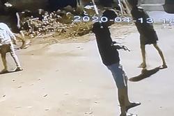 Hơn 30 người hỗn chiến kinh hoàng bằng dao - súng: Bắt tạm giam 2 đối tượng