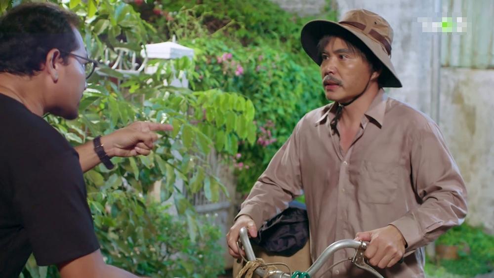 Gạo nếp gạo tẻ phần 2 tập 22: Jun Phạm gặp lại cha ruột nhưng lại thất vọng khi thấy ông bỏ trốn-2