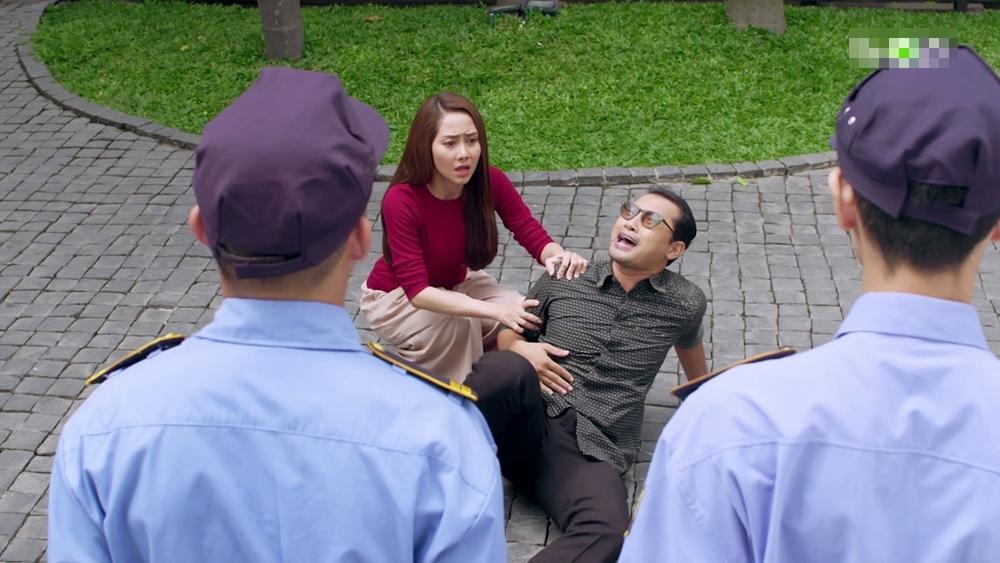 Gạo nếp gạo tẻ phần 2 tập 22: Jun Phạm gặp lại cha ruột nhưng lại thất vọng khi thấy ông bỏ trốn-4