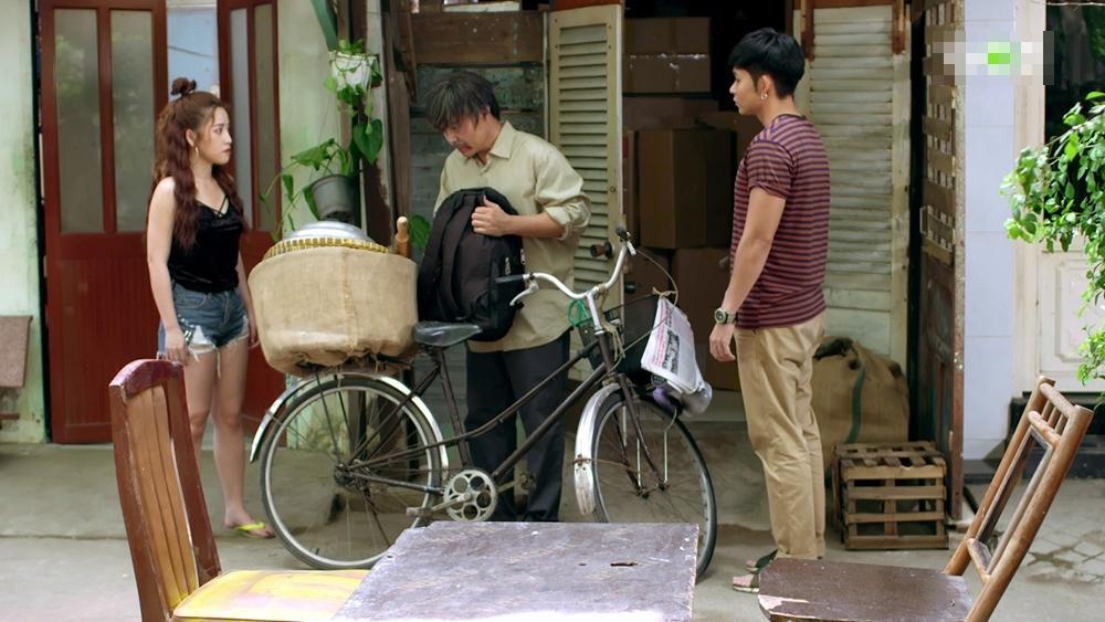 Gạo nếp gạo tẻ phần 2 tập 22: Jun Phạm gặp lại cha ruột nhưng lại thất vọng khi thấy ông bỏ trốn-9