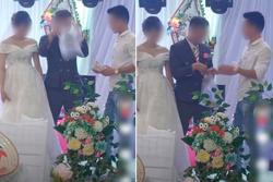 Ngày cưới, hội bạn thân tặng quà lầy lội, chú rể giải quyết cực kì cao tay