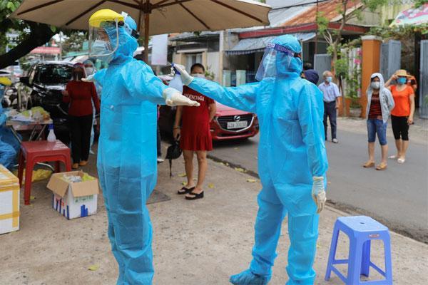 Lịch trình 3 bệnh nhân Covid-19 mới nhất ở Quảng Nam: Có người ở chung cư Bộ Quốc phòng, tiếp xúc nhiều người-1