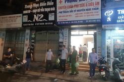 Thai phụ tử vong bất thường tại Hà Nội: Phòng khám mới được cấp phép vài tháng
