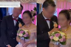 Đám cưới tan hoang vì mưa lớn nhưng chỉ 1 hành động của chú rể làm ai cũng thấy ấm lòng