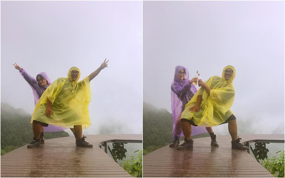 Cái giá lầy lội của cặp bạn thân đi du lịch Tam Đảo không xem ngày đẹp-5