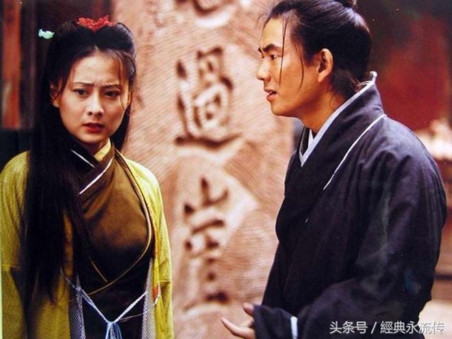 Mỹ nữ phim Kim Dung bị khui lại cảnh hớ hênh gây sốc khi mới 16 tuổi-3