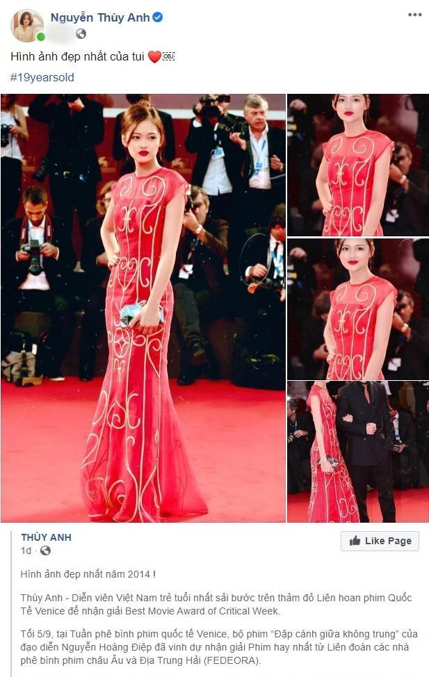 Thuở 18 của nữ diễn viên đóng cảnh khỏa thân với Trần Bảo Sơn-1