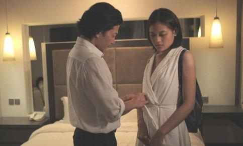 Thuở 18 của nữ diễn viên đóng cảnh khỏa thân với Trần Bảo Sơn-5