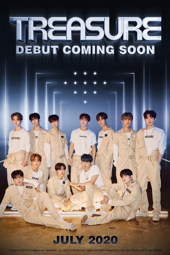 Dàn tân binh Kpop debut năm 2020: Nhóm nam YG chưa debut đã tạo kỷ lục-8