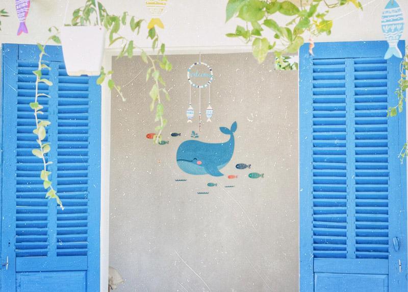Nữ thiết kế bỏ Hà thành phố thị về quê xây ngôi nhà biển xanh, ngày ngày trồng rau nuôi cá-5