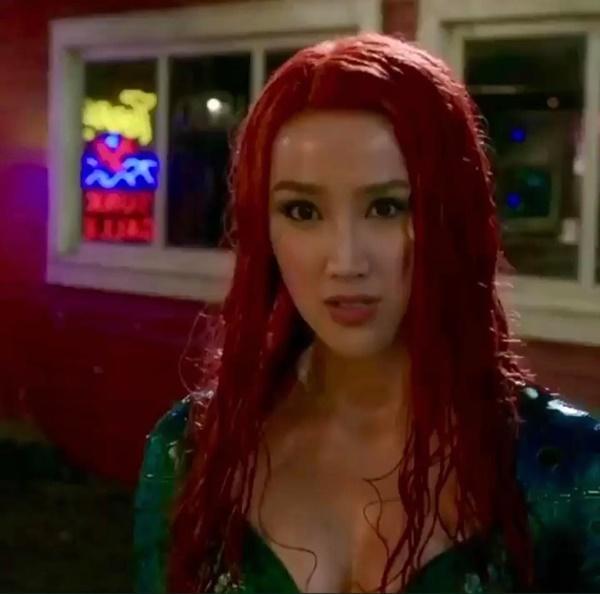 Bảo Thy được Võ Hoàng Yến khen nức nở khi hóa thân thành mỹ nhân Aquaman-2