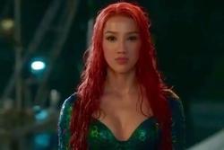 Bảo Thy được Võ Hoàng Yến khen nức nở khi hóa thân thành mỹ nhân 'Aquaman'