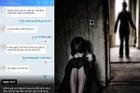 Con trai tố người tình của mẹ nhắn tin tục tĩu, gạ tình em gái chưa đủ 16 tuổi