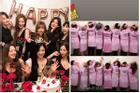 Kỷ niệm 13 năm thành lập, SNSD hội ngộ ton-sur-ton từ đồ ngủ đến váy dự tiệc