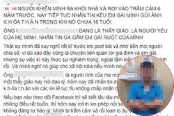 Thầy giáo bị tố gạ gẫm con gái 16 tuổi của nhân tình 'cảnh cáo' người tung tin
