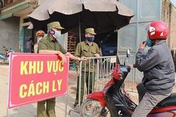 Bắc Giang phong tỏa 3 thôn vì có 2 người nghi nhiễm Covid-19