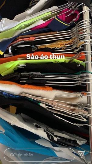 HHen Niê sở hữu sạp đồ hiệu như hàng bày bán chợ sinh viên sau 3 năm đăng quang-7