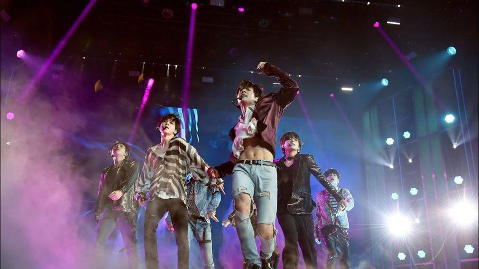 BTS là nghệ sĩ Kpop duy nhất biểu diễn tại 4 lễ trao giải lớn của Mỹ-3