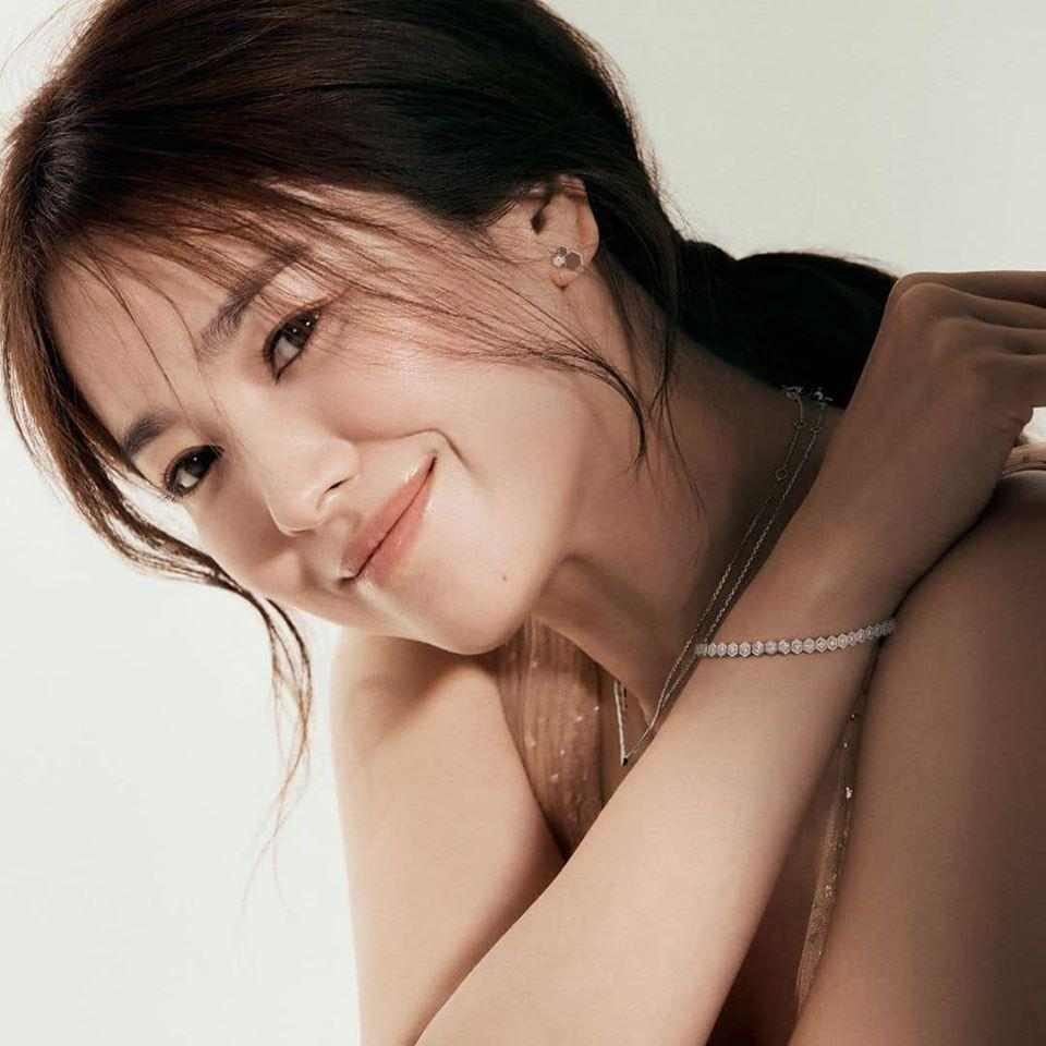 Ngỡ ngàng trước dung mạo xuất sắc của Song Hye Kyo ở tuổi 39-2