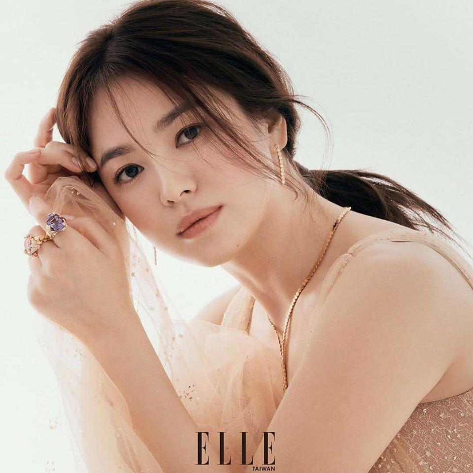 Ngỡ ngàng trước dung mạo xuất sắc của Song Hye Kyo ở tuổi 39-5