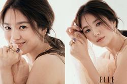 Ngỡ ngàng trước dung mạo xuất sắc của Song Hye Kyo ở tuổi 39