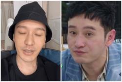 Huỳnh Hiểu Minh lên tiếng sau khi bị chê mặt mộc kém sắc